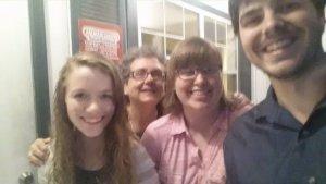 Amy, Jan, David, and Ada
