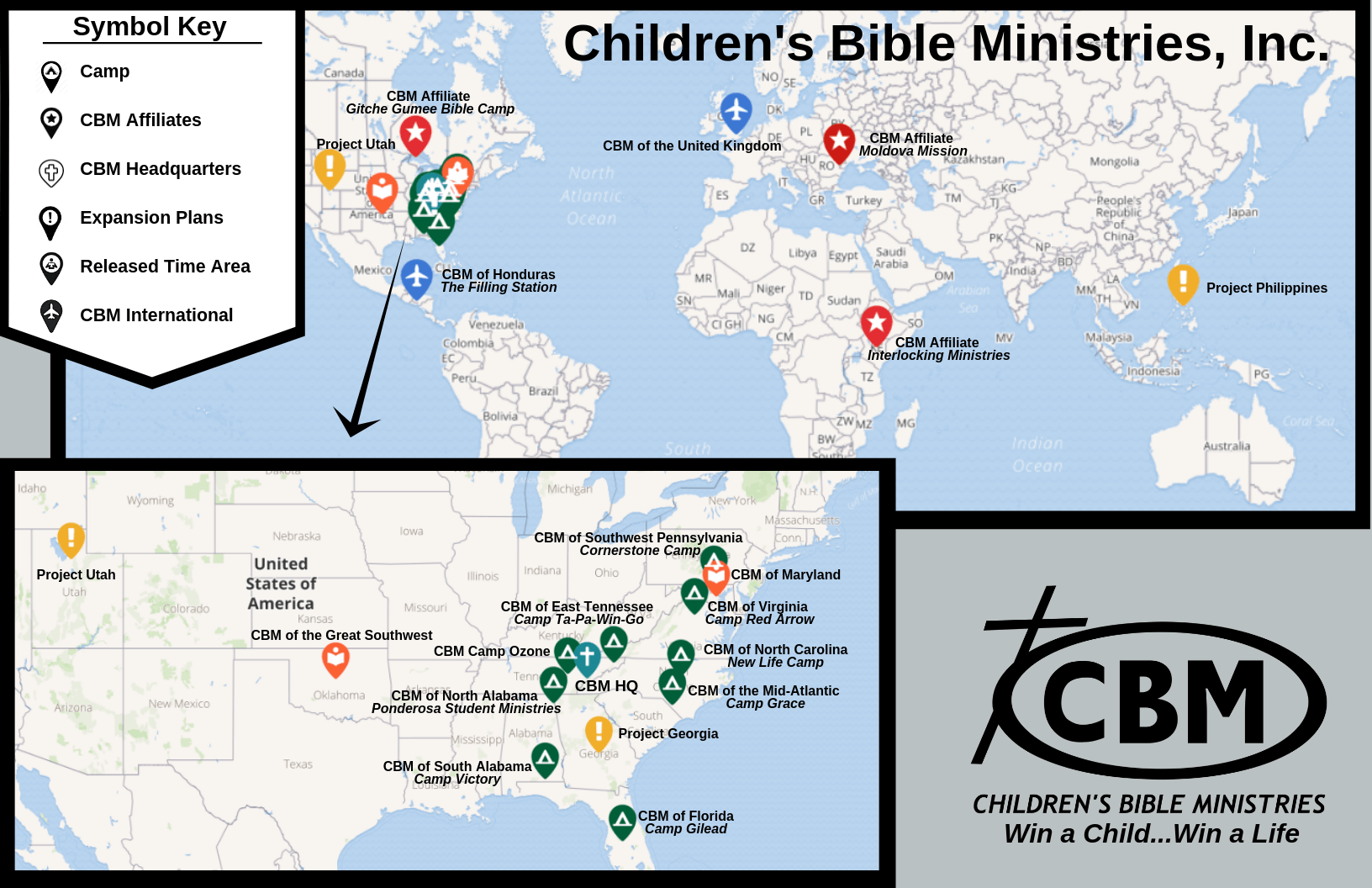 Who We Are – Children's Bible Ministries