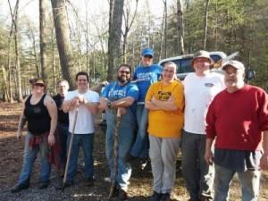 Ozone Volunteers