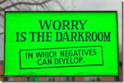 worry